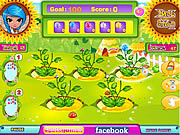Luna's Magic Flower Shop game