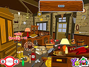 Cow Boy House game