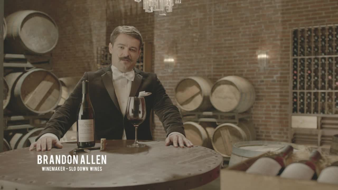 Watch free video SLO Down Wines Commercial: Goes Great With