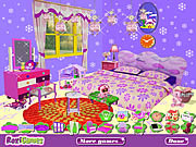 Juega al juego gratis Princess Room Decoration