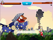 Play Ultraman game online - Y8.COM