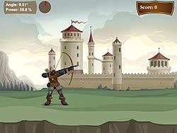 Bow Shooting game