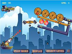 Cannon Venture game