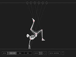 Wire Skeleton game