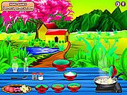 Spicy Patatas Bravas game