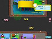 Gioca gratuitamente a Sim Taxi 2