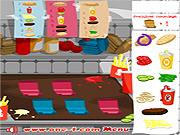 XXXL Burger game