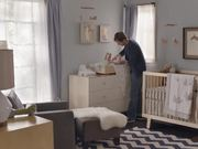 Watch free video Samsung Commercial: Baby Swaddle Master