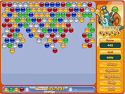 Speedy Bubbles game