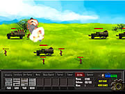 Juega al juego gratis Battle Gear Missile Attack