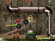 Quad Runner game