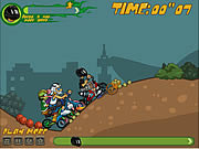 Juega al juego gratis Bicycle Drag 2