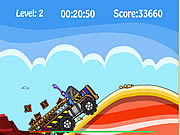Juega al juego gratis Super Truck
