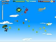 Juega al juego gratis Sky Commando