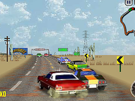 Play V8 Muscle Cars game online - Y8.COM