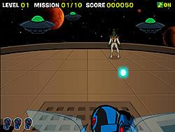 Blue Beetle - Blast Attack game