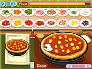 My Pizza Shop game