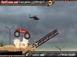 Master Blaster  game