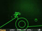 Neon Drive game