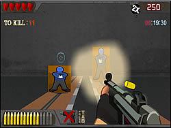 Super Cops: Targets game