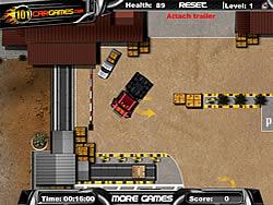 CSCS Parking  game