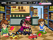 Kids Kiss 2 game