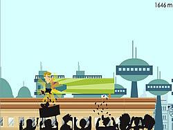 Urban Fatburner game