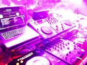 Mira dibujos animados gratis DJ Set - Nightclub