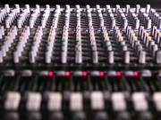 Watch free video Mixing Desk Pull Focus in Macro View