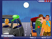 Kissing Rikshaw game