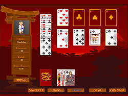 Ronin Solitaire game