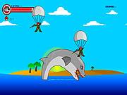 Juega al juego gratis Shark Rampage