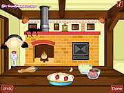 Juega al juego gratis Emma's Recipes: Apple Pie