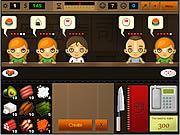 Sushi Bar لعبة