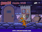 Scooby Doo Falling Stone game
