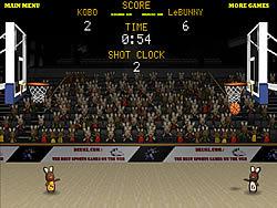Bunny B-Ball game