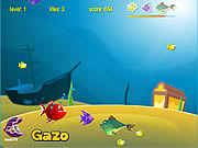 Fish Crunch game