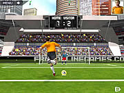 Juega al juego gratis Premier League : Penalties