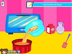 Kids Apple Pancake game