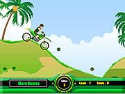 Juega al juego gratis Ben 10 Motocross