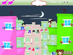 Flying Kiss Kiss game