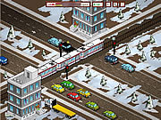Juega al juego gratis Traffic Command 3