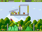Super Bazooka Mario game