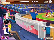 Juega al juego gratis Lovers At A Baseball