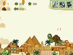 Turtle Dreams To Fly game