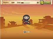 The Furious Ninja game