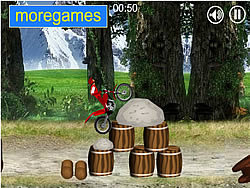 Forest Trail game