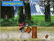 Forest Trail spel