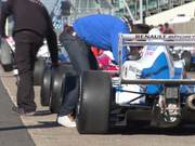 Watch free video Race Cars Leaving Grid