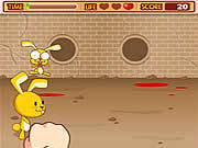 Rabbit Punch game